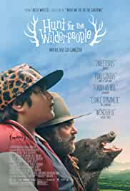 Hunt for the Wilderpeople cartel de la película