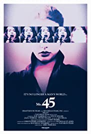 Ms .45 (1981) Poster - Movie Forum, Cast, Reviews