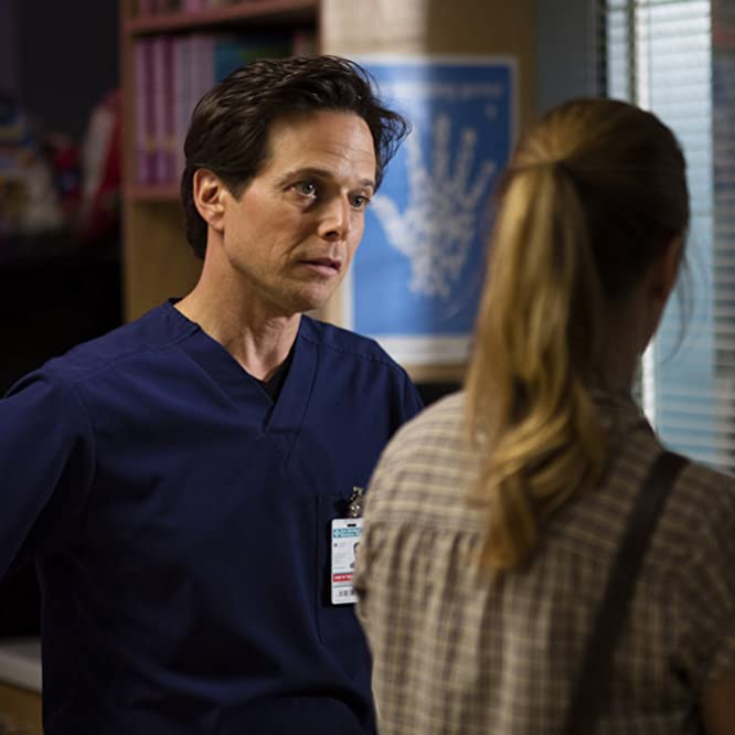 Scott Wolf in The Night Shift (2014)