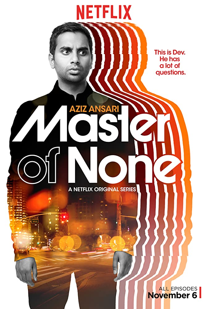 Box art for Master Of None