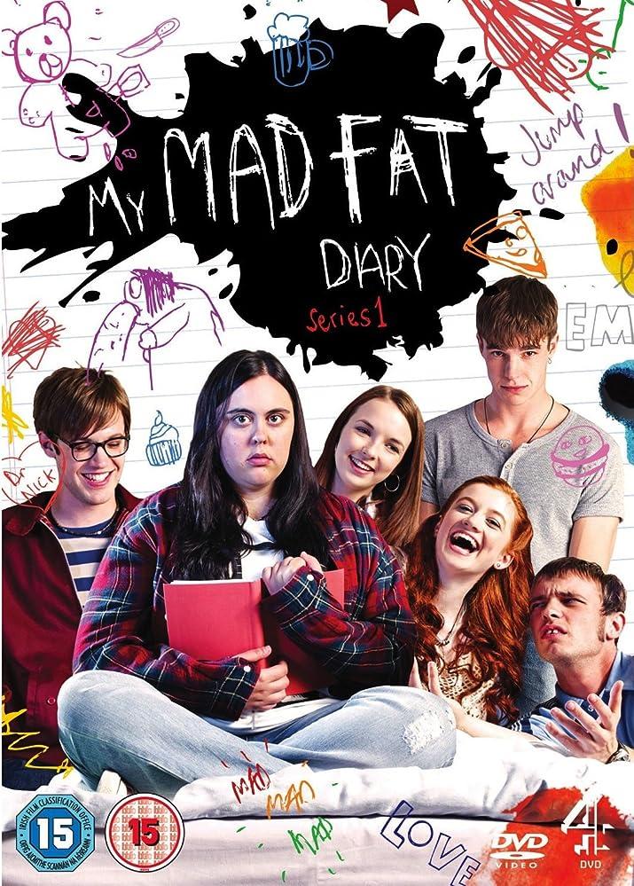 Resultado de imagen de My Mad fat diary