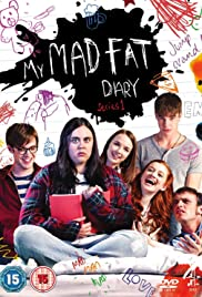 My Mad Fat Diary Poster - TV Show Forum, Cast, Reviews