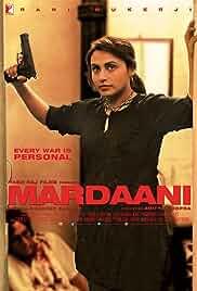 Mardaani film poster