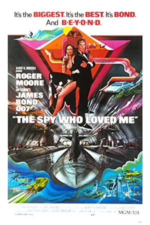 The Spy Who Loved Me (james Bond 007) (1977)
