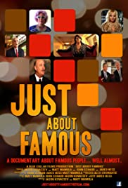 Just About Famous Poster