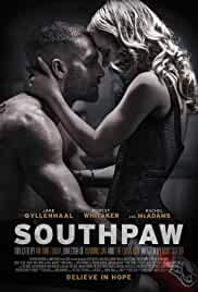 Southpaw film poster
