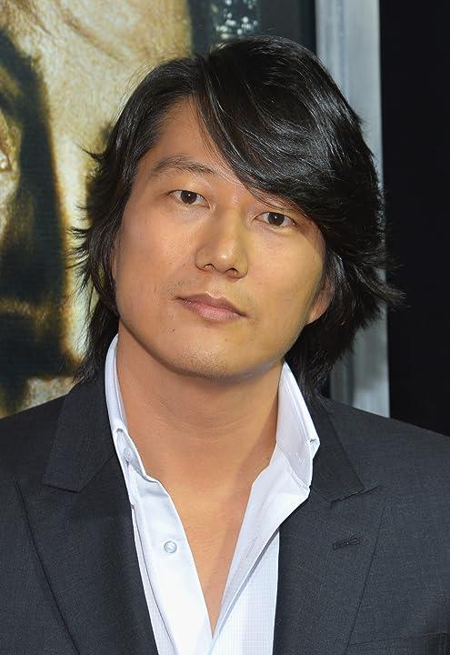 Sung Kang at Bullet to the Head (2012)
