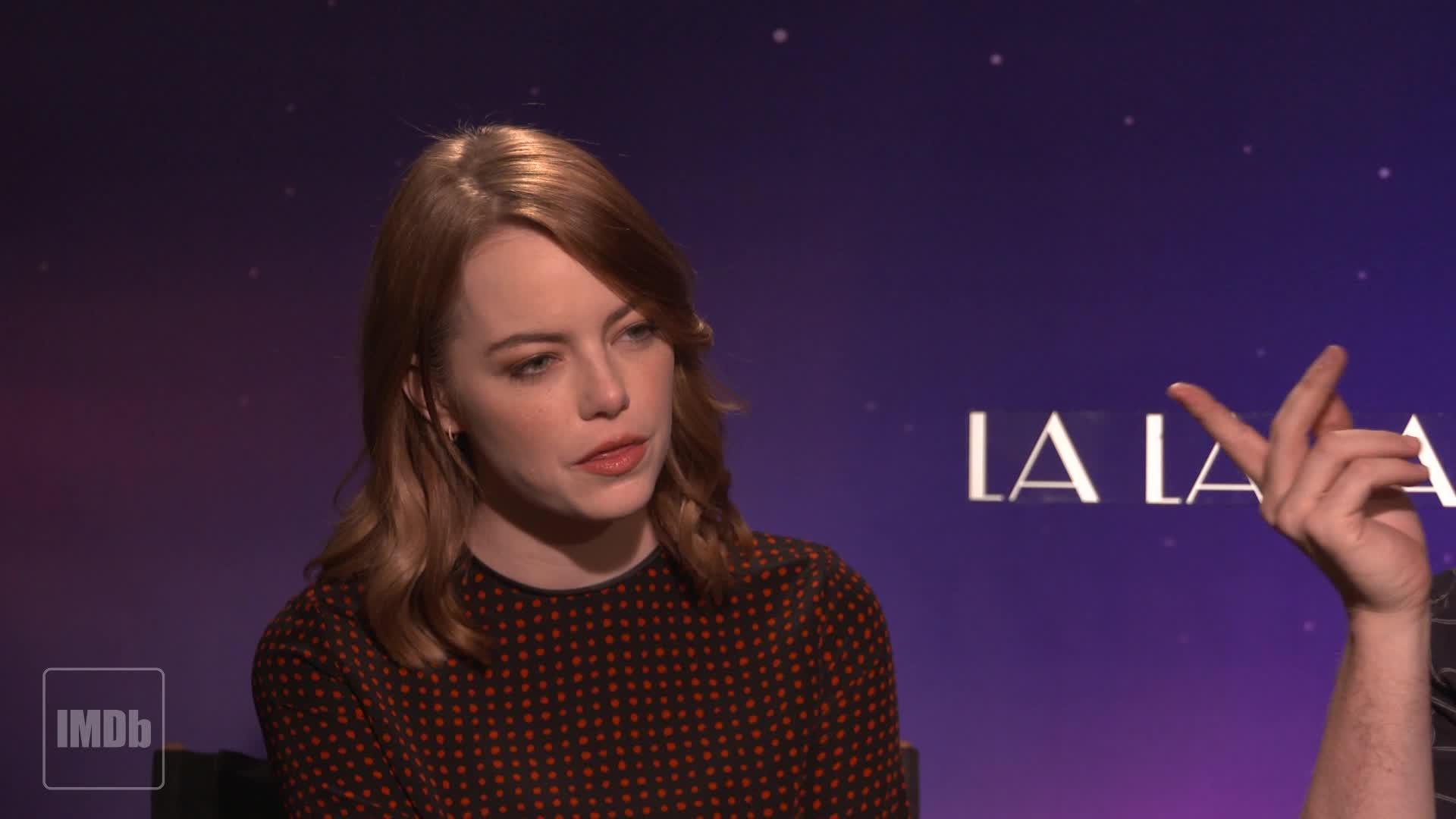 Emma Stone and Ryan Gosling on Their 'La La Land ...