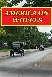 America on Wheels Poster