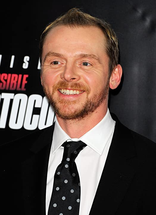 Simon Pegg at Mission: Impossible - Ghost Protocol (2011)