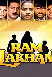 Ram Lakhan (1989) Poster - Movie Forum, Cast, Reviews