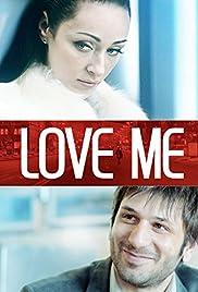 Sev beni Poster