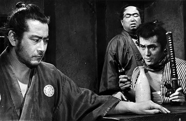 Toshirô Mifune in Yojimbo (1961)