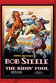 The Ridin' Fool Poster