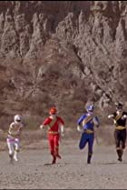 Image of Power Rangers Wild Force: Reinforcements from the Future: Part 1