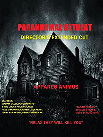 Paranormal Retreat (2014)