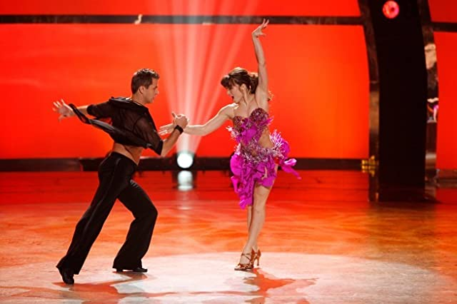 Pasha Kovalev and Caitlynn Lawson in So You Think You Can Dance (2005)