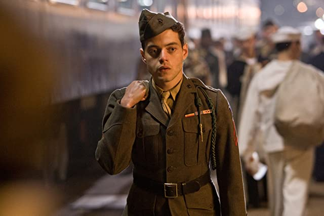 Rami Malek in The Pacific (2010)