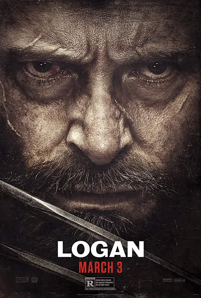 Logan 2017 Hindi Dual Audio 720p BluRay full movie watch online freee download at movies365.ws
