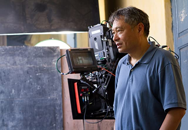 Ang Lee in Life of Pi (2012)