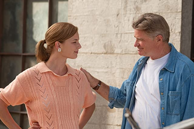 Treat Williams and Emily VanCamp in Beyond the Blackboard (2011)