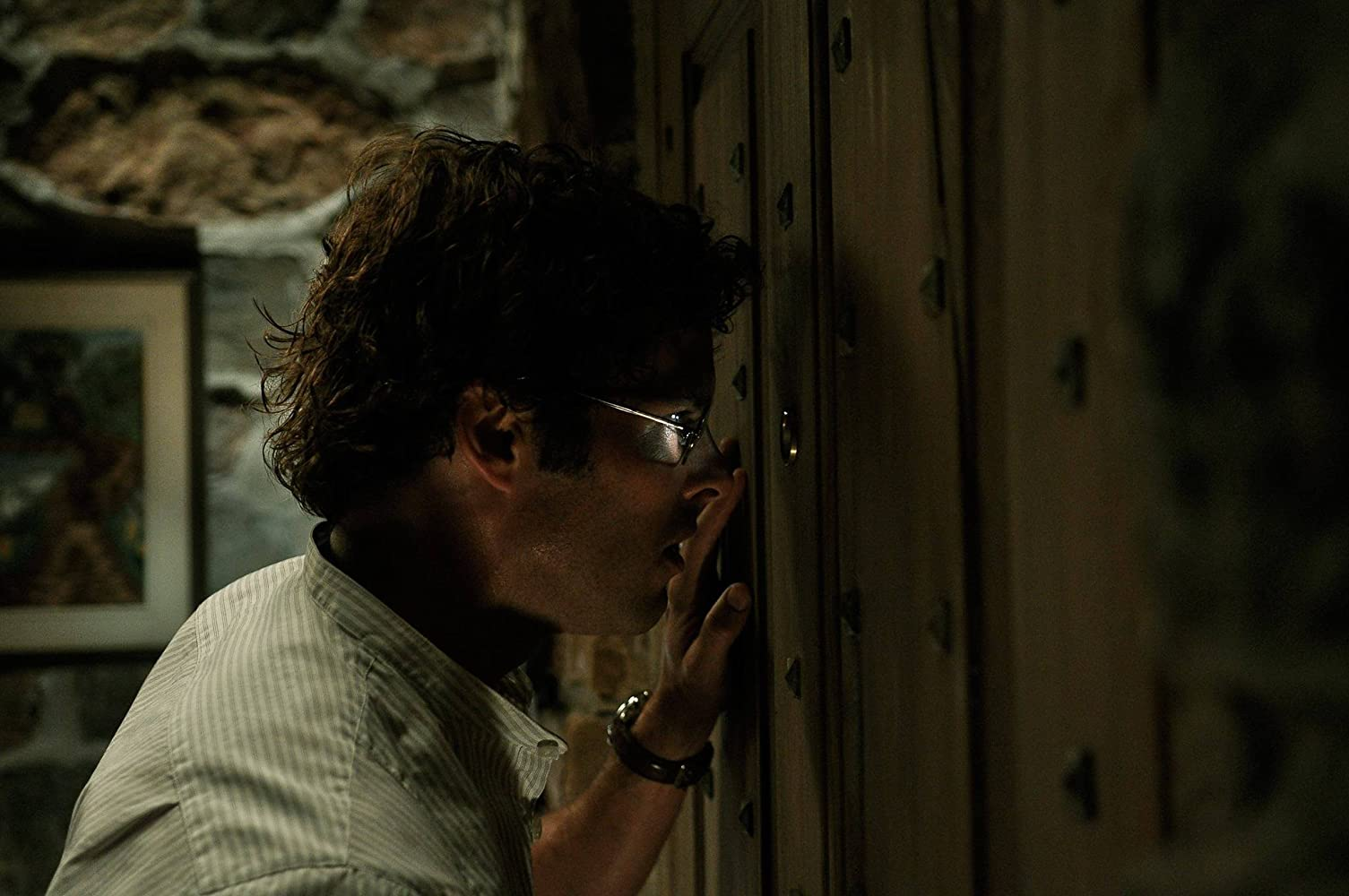 James Marsden in Straw Dogs (2011)
