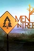 Image of Men in Trees