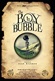 The Boy in the Bubble Poster