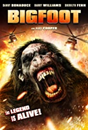 Bigfoot (2012) Poster - Movie Forum, Cast, Reviews