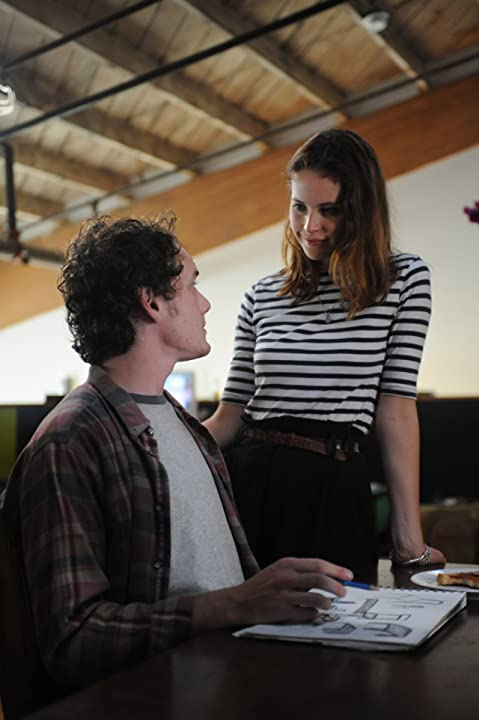 Felicity Jones and Anton Yelchin in Like Crazy (2011)