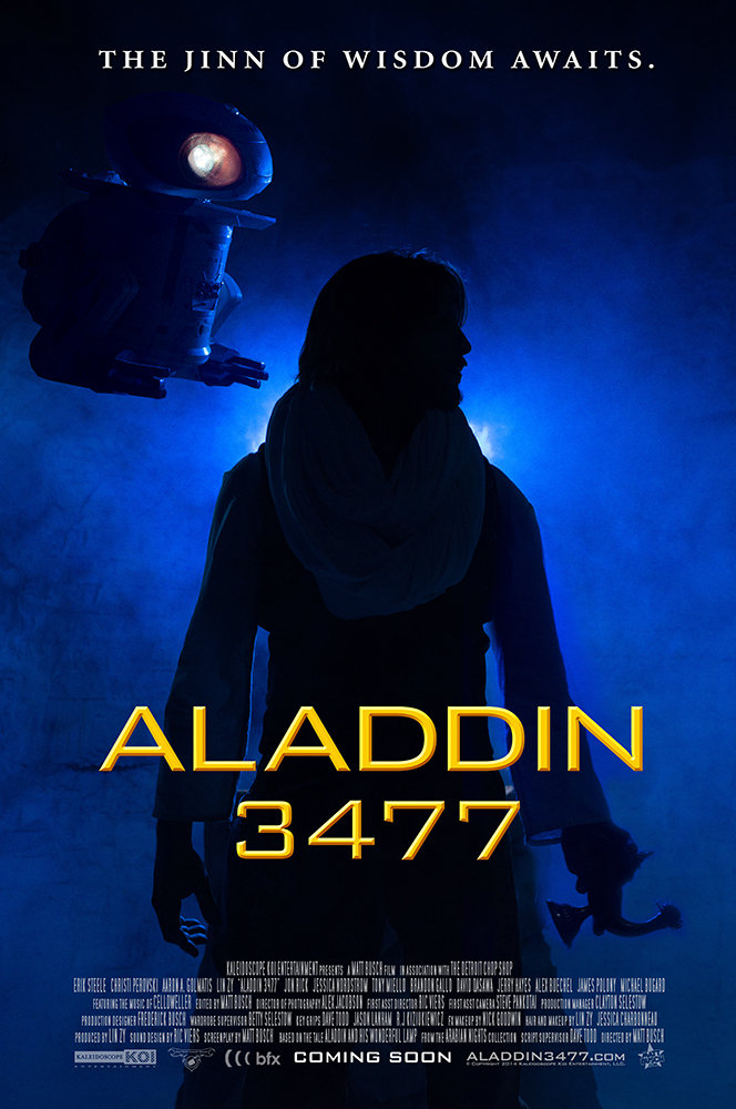 Aladdin 2018 Movie Official Trailer