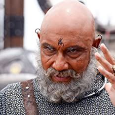 Sathyaraj in Baahubali 2: The Conclusion (2017)