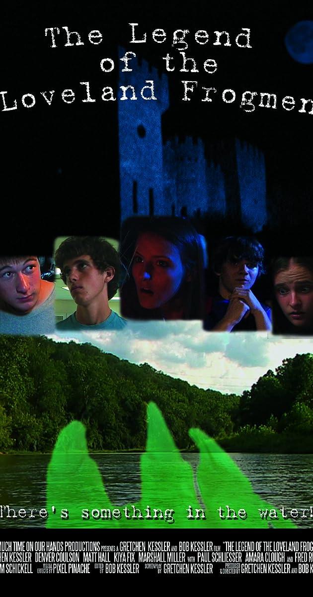 the legend of the loveland frogmen video 2010 imdb