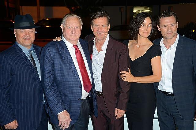 Dennis Quaid, Michael Chiklis, Carrie-Anne Moss, and Jason O'Mara