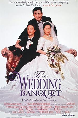 The Wedding Banquet poster