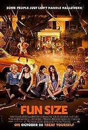 Fun Size(2012) Poster - Movie Forum, Cast, Reviews