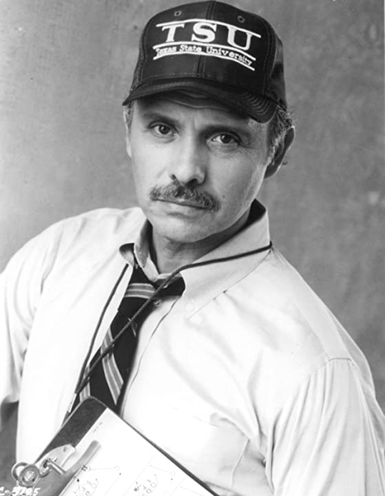 Hector Elizondo in Necessary Roughness (1991)