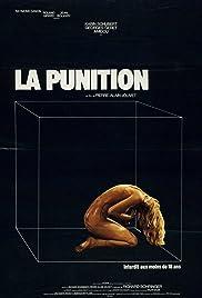 La punition Poster