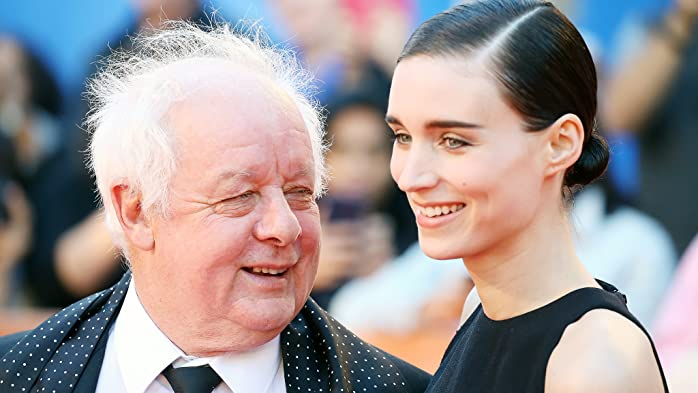 Jim Sheridan and Rooney Mara