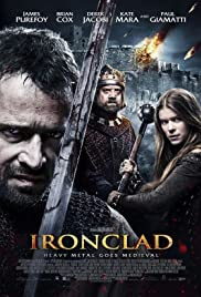 Ironclad (2011) Poster - Movie Forum, Cast, Reviews