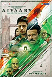 Aiyaary Hindi Full HD Movie(2018)