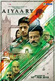 Aiyaary 2018 Hindi PreDVDRip 750MB AAC MKV