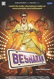 Besharam(2013) Poster - Movie Forum, Cast, Reviews