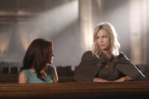 Heather Locklear in Melrose Place (2009)