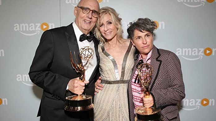 Jeffrey Tambor, Judith Light, and Jill Soloway at an event for The 68th Primetime Emmy Awards (2016)