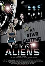 Ghost Aliens Poster