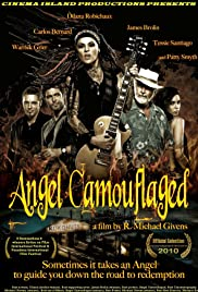 Angel Camouflaged Poster