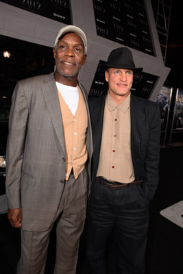 Danny Glover and Woody Harrelson at 2012 (2009)