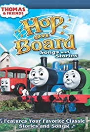 Thomas and Friends: Hop on Board Poster