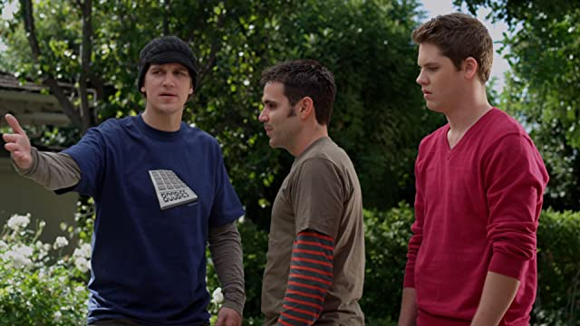 Matt Shively and Blake Freeman in Noobz (2012)